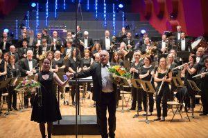 Concert OHES 2017 - Entrez dans la danse - Barnes - Gillis - Reed - Bennet - 1er avril 2017 au Palis des Congres et de la musique de Strasbourg