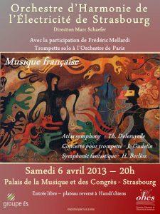 affiche PMC 2013