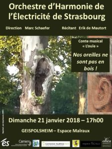 affiche AUDITION